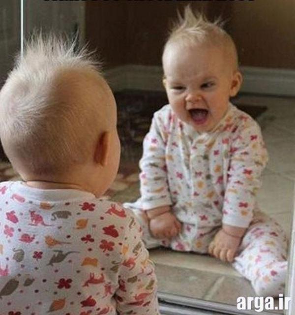 کودکان بامزه عصبانی