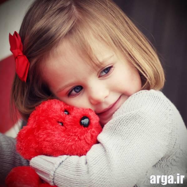دختر بچه ملوس