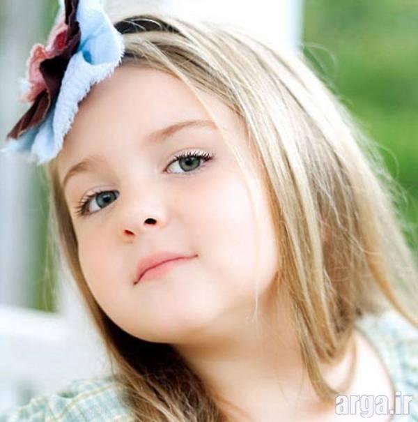 عکس دختر بچه باکلاس