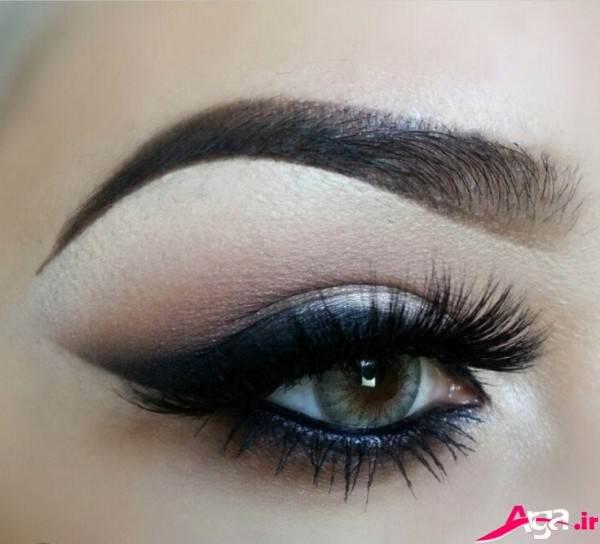 آرایش چشم عروس 2015