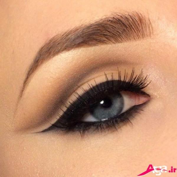 مدل های آرایش چشم شیک و جذاب