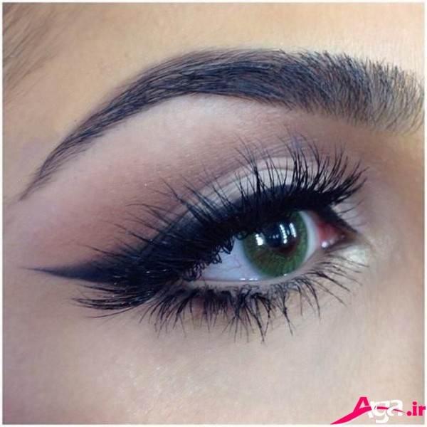 مدل های شیک و جذاب آرایش چشم