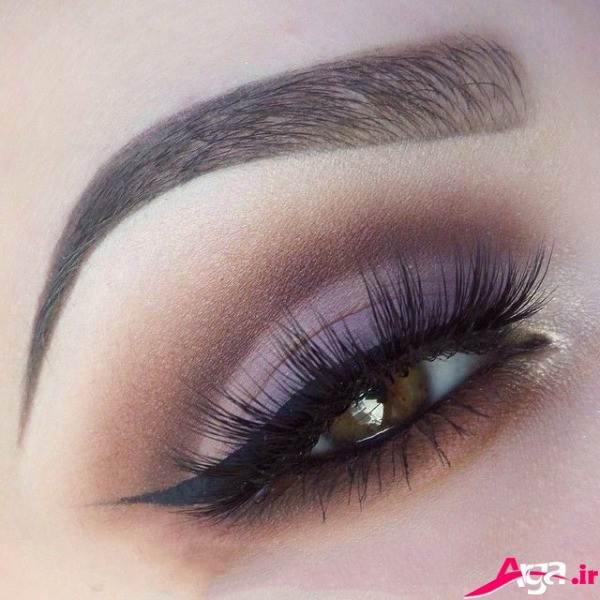مدل های آرایش چشم جذاب