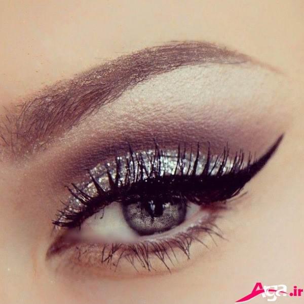 آرایش چشم مدرن