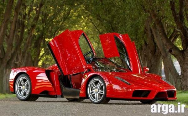 زیباترین ماشین فراری