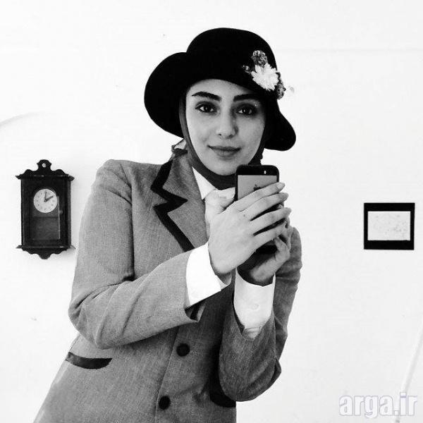 عکسی جالب و سیاه و سفید از مهدوی فر