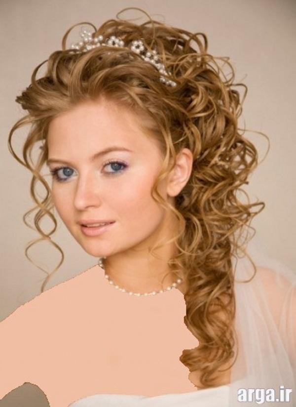 مدل موی ایتالیایی عروس زیبا