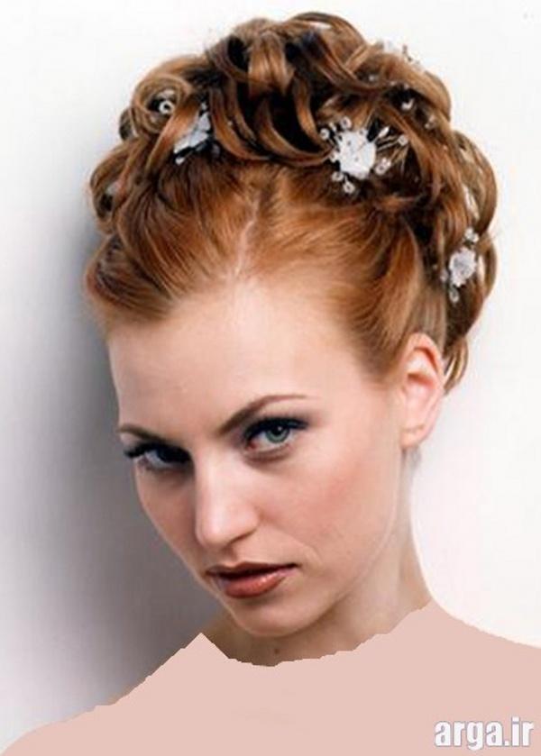 مدل موی ایتالیایی عروس جدید