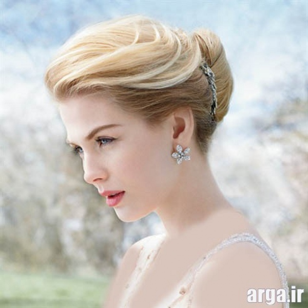 مدل موی ایتالیایی عروس باکلاس
