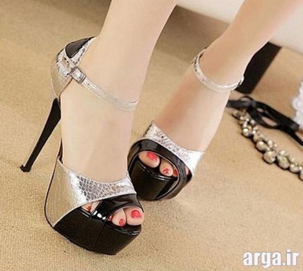 کفش زنانه باکلاس و جدید
