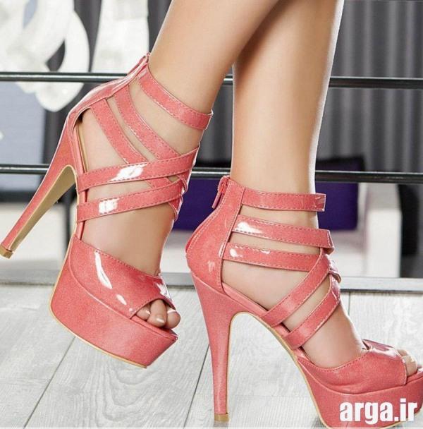 کفش زنانه جذاب و شیک
