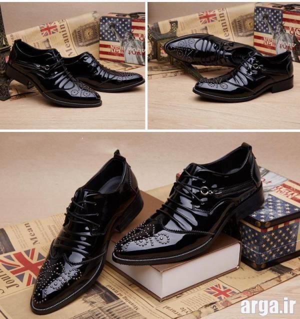 کفش مردانه زیبا و شیک