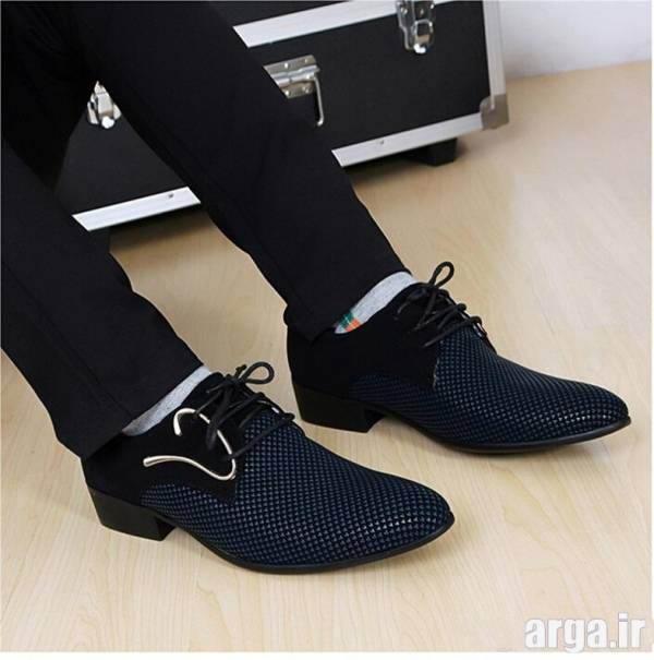 کفش مردانه مدرن و زیبا