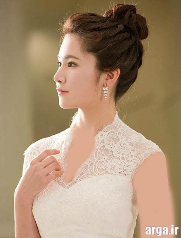 مدل موی کره ای عروس جدید
