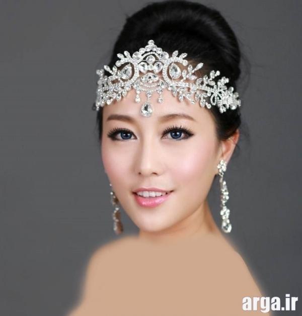مدل موی کره ای عروس باکلاس