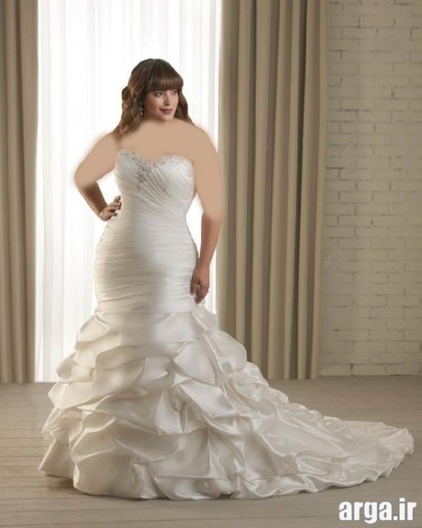 لباس عروس جذاب و زیبا