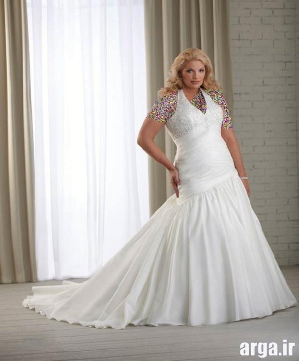 لباس عروس جذاب و شیک