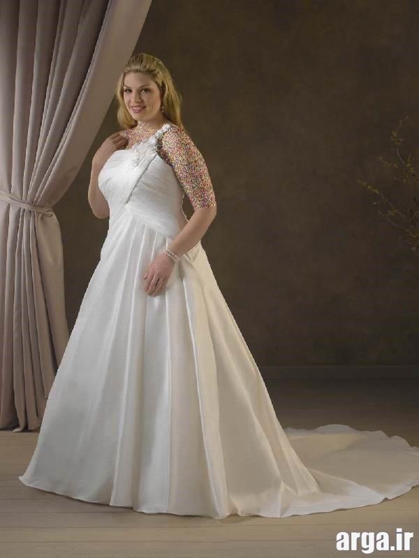 لباس عروس شیک و زیبا