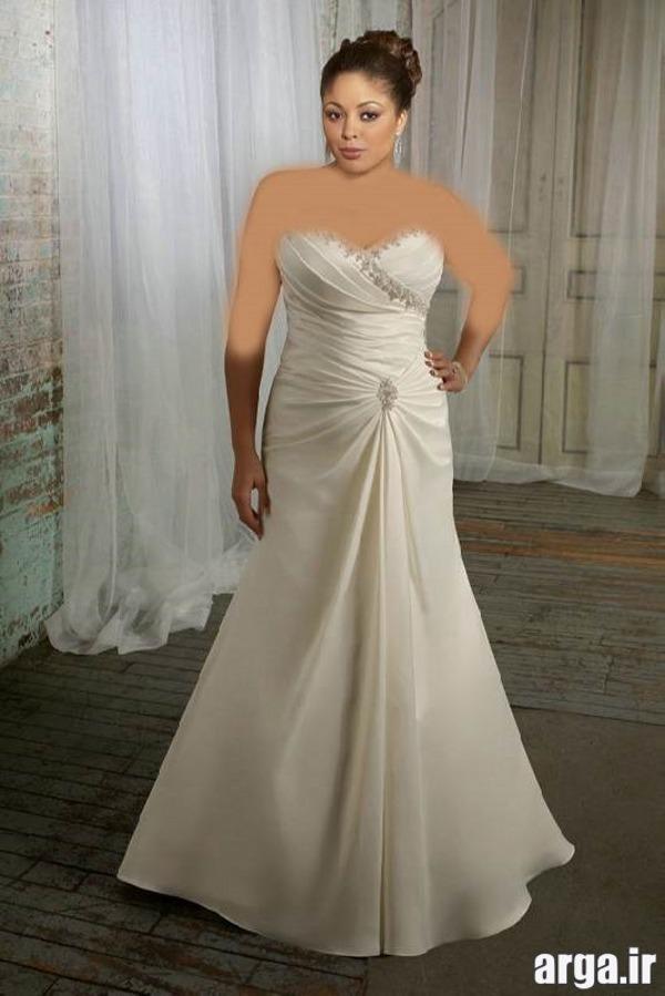 لباس عروس مدرن و زیبا