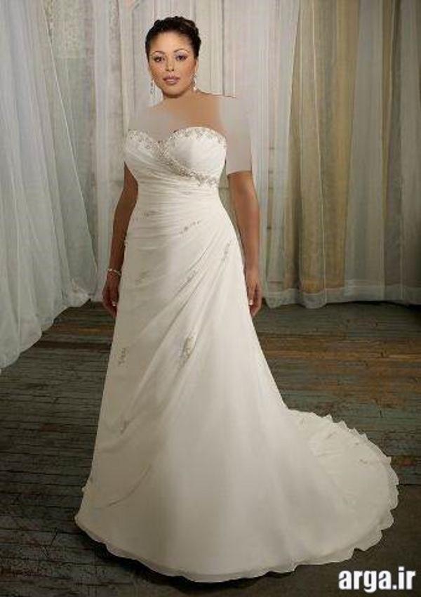 لباس عروس مدرن و باکلاس