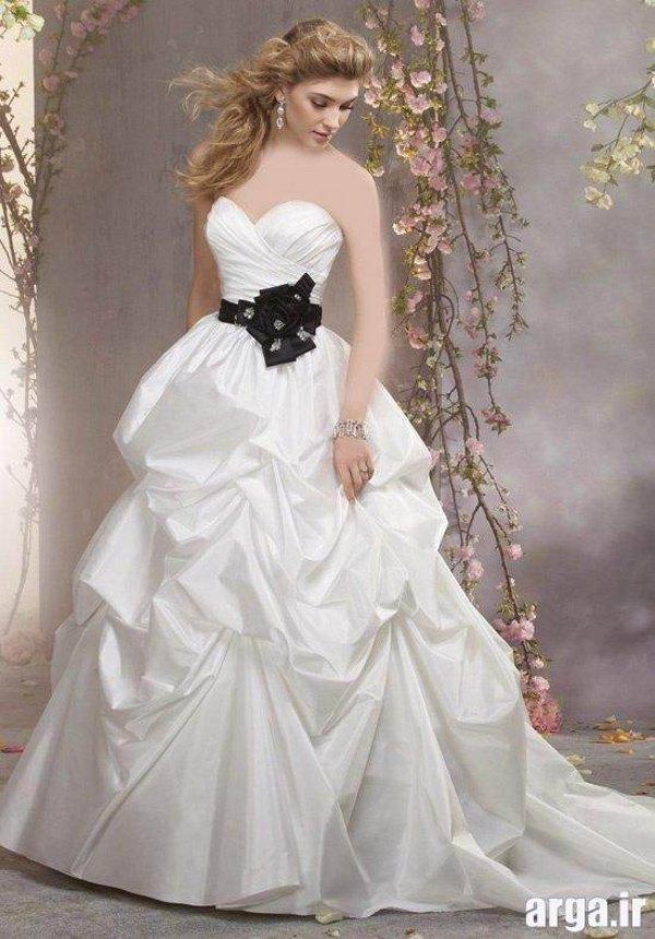 لباس عروس جدید اروپایی مدرن و زیبا