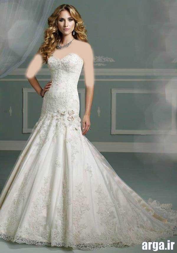لباس عروس های شیک و مدرن