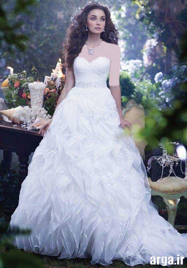 لباس عروس های زیبا و مدرن