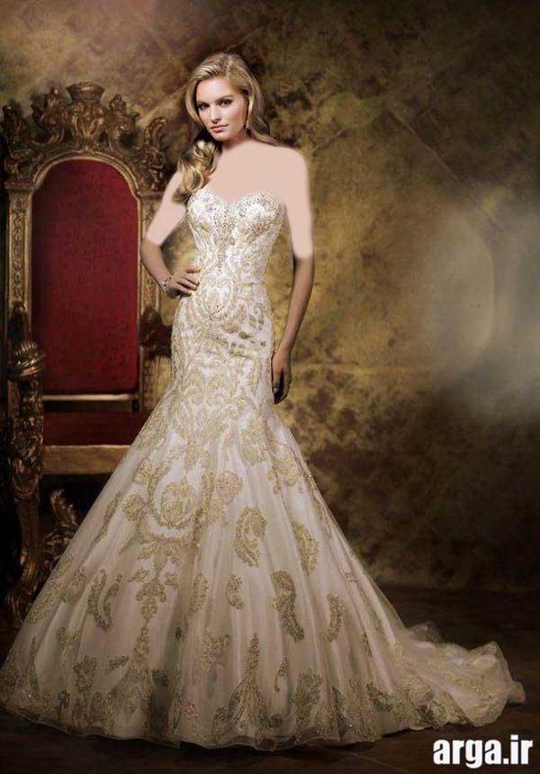 لباس عروس های جدید و مدرن