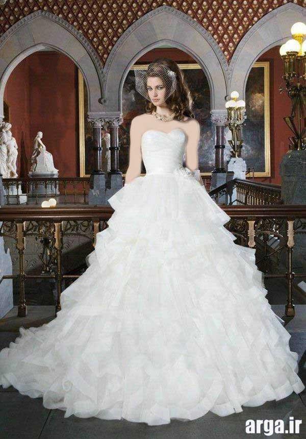 مدل های زیبا از لباس عروس