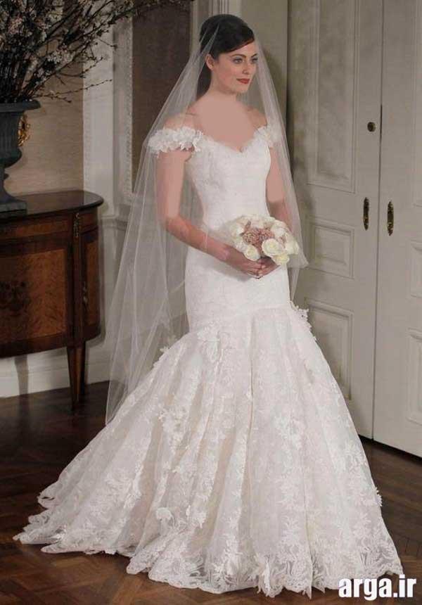 مدل های جدید از لباس عروس