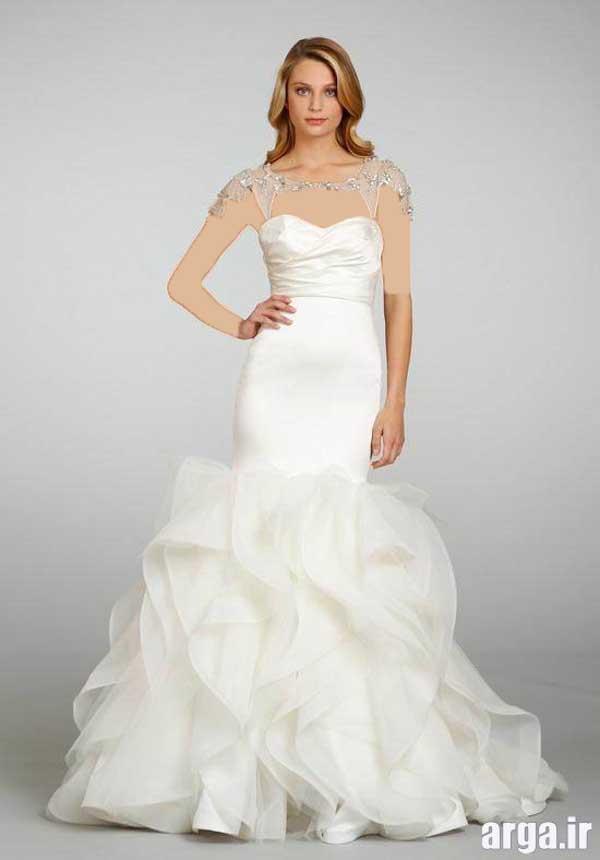مدل های مدرن از لباس عروس