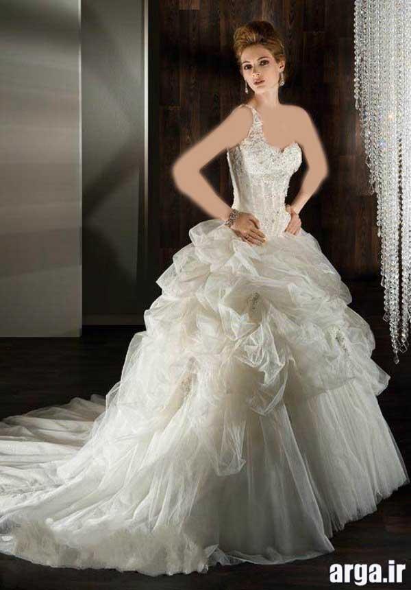 لباس عروس مدرن و جدید