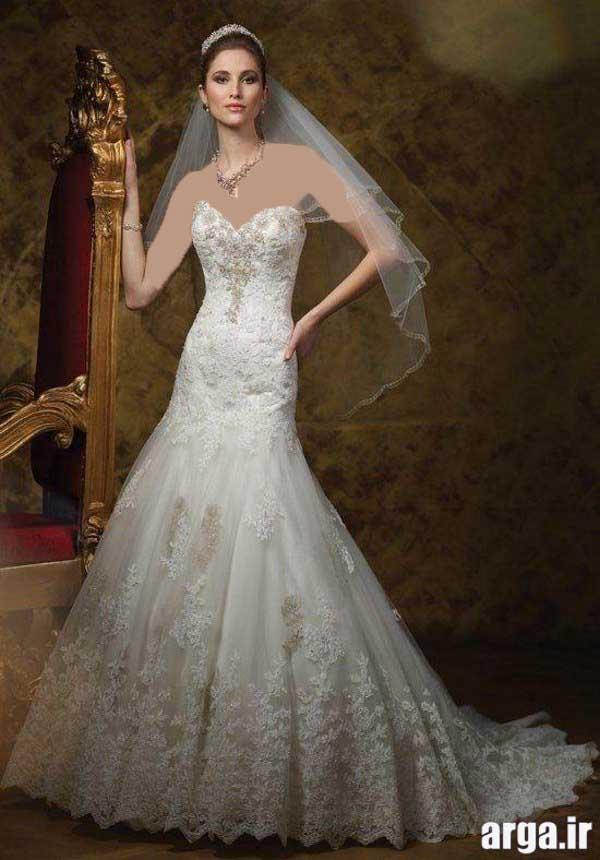 مدل های جذاب از لباس عروس