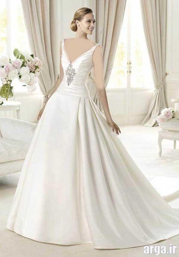 لباس های زیبای عروس