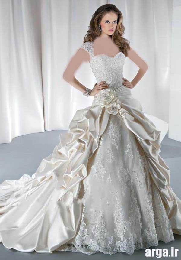 لباس های جذاب عروس