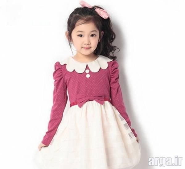 مدل لباس بچگانه دخترانه زیبا