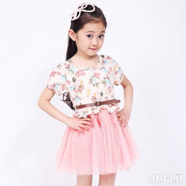لباس دخترانه جذاب و باکلاس