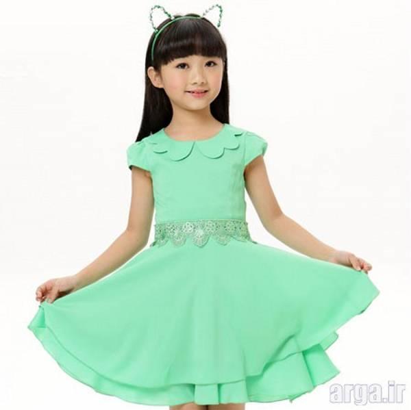 لباس دخترانه باکلاس و جدید