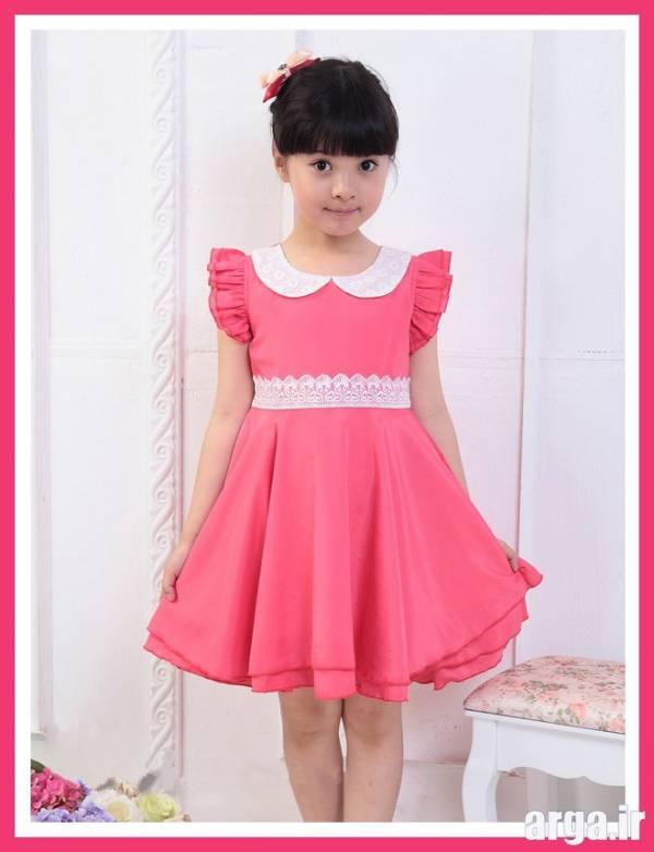 لباس دخترانه باکلاس و مدرن