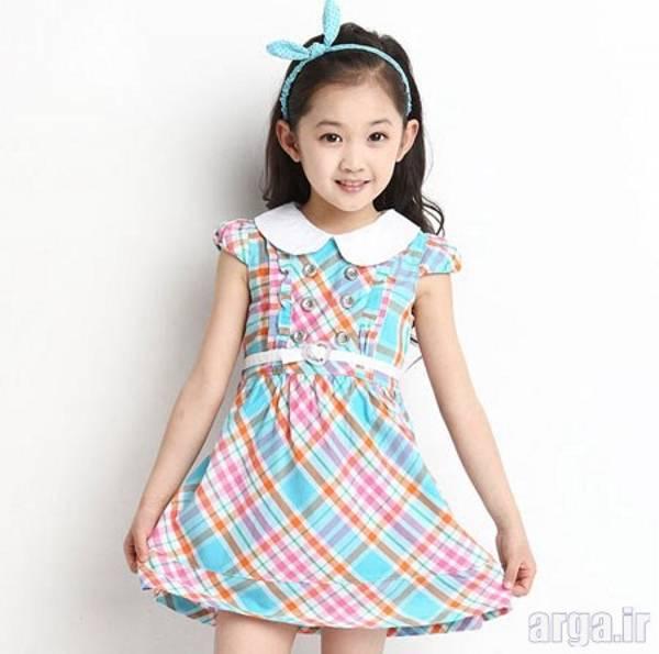 لباس دخترانه باکلاس و جذاب