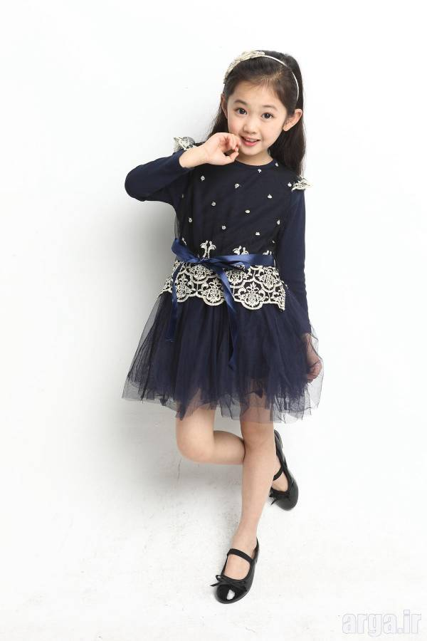 لباس دخترانه جدید و زیبا