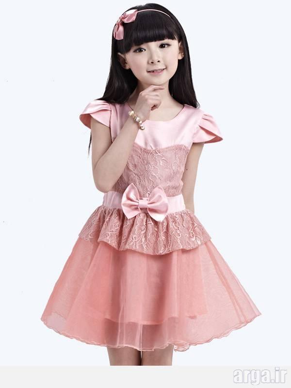 مدل لباس بچگانه دخترانه شیک