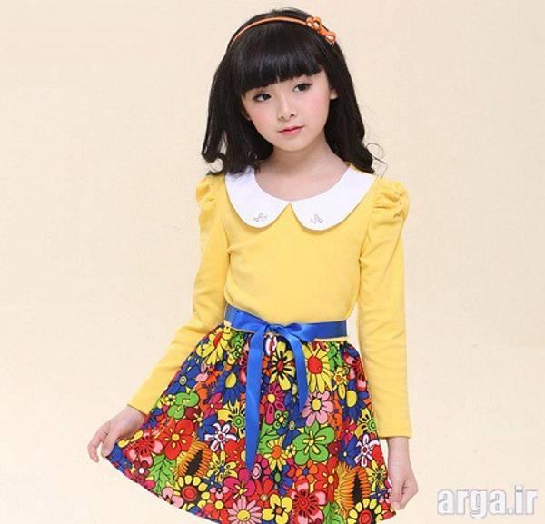 لباس دخترانه جدید و جذاب