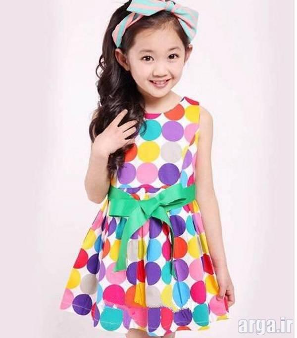 لباس دخترانه جدید و مدرن