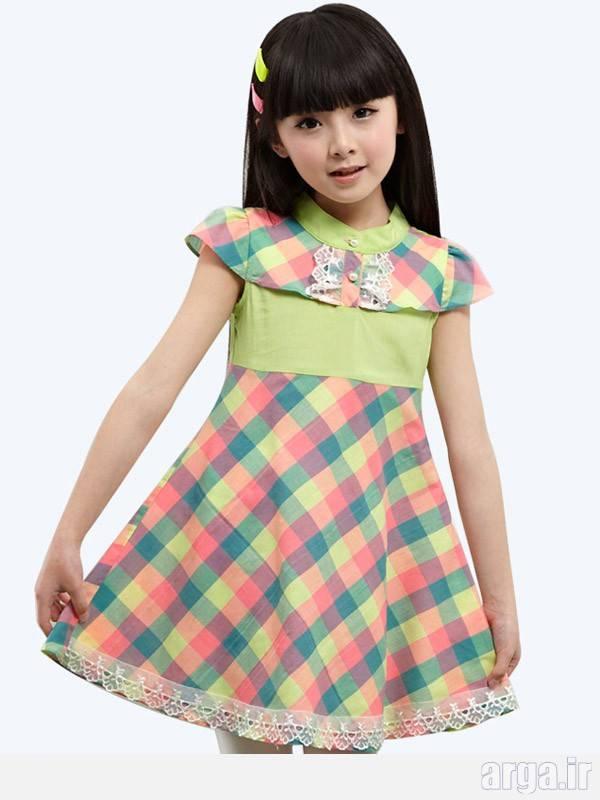 مدل لباس بچگانه دخترانه باکلاس
