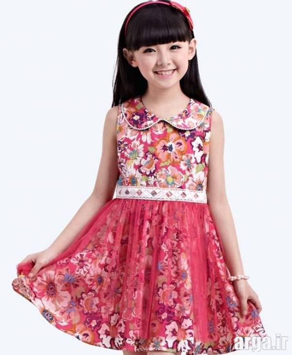 لباس دخترانه جذاب و شیک