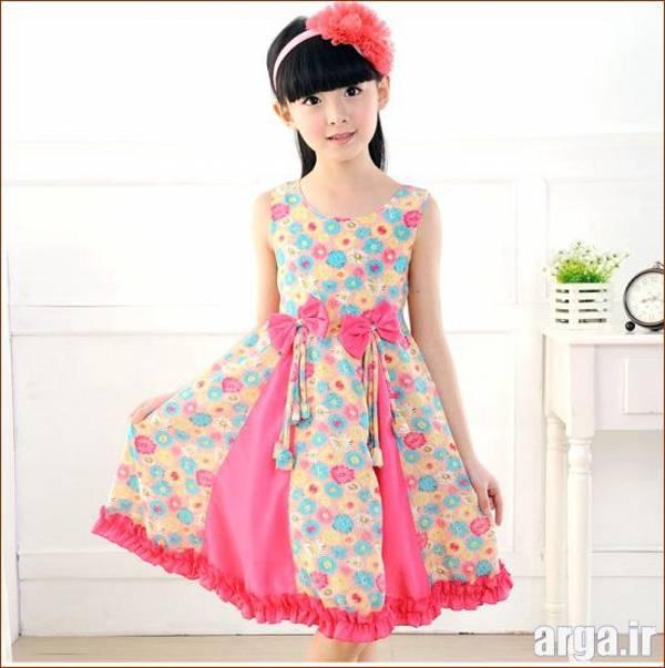 لباس دخترانه جذاب و جدید