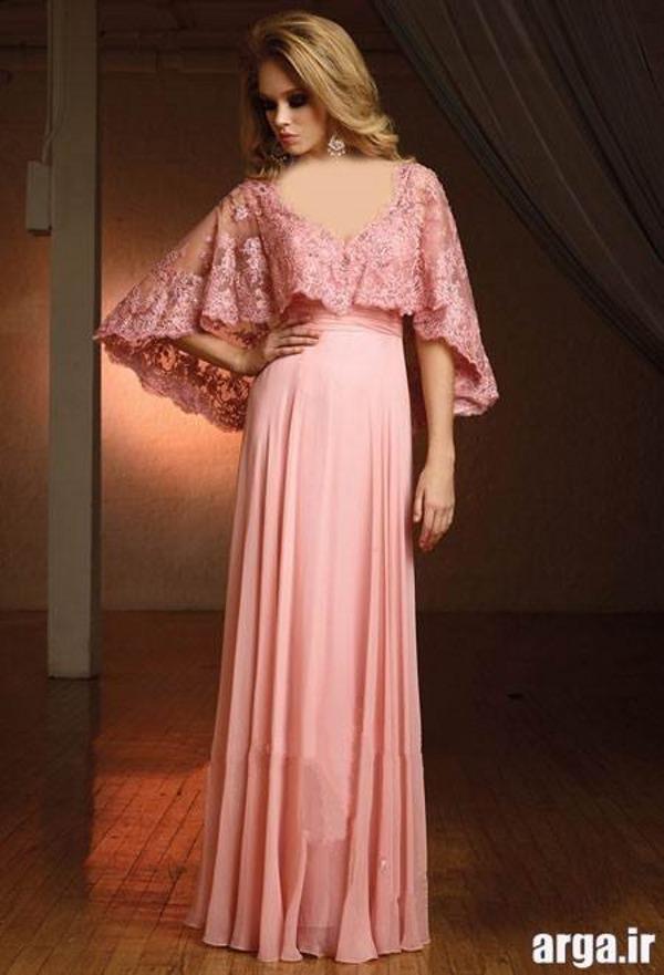 لباس مجلسی گیپور مدرن