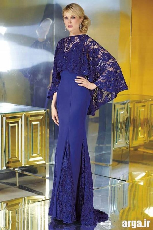 لباس مجلسی باکلاس گیپور