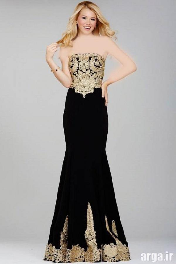 مدل لباس بسیار زیبای مجلسی